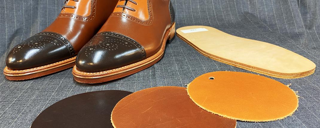 オーダー靴フェア仕上がり例 アデレードモデル