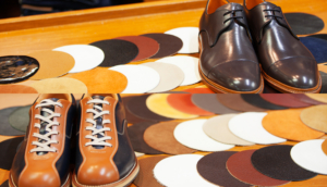 オーダー靴フェア仕上がり例
