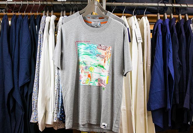 プリントTシャツ 13,000円→9,100円(+税)